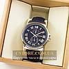 Мужские оригинальные часы Guardo silver blue 04732g-10421