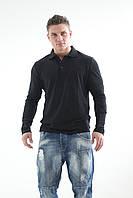 Рубашки поло с длинным рукавом мужские в киеве