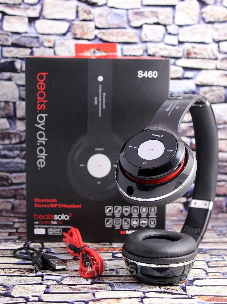 Наушники Beats Solo HD Bluetooth S460 с MP3 b9bafc4725c9c