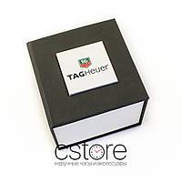 Подарочная коробка для часов Tag Heuer black (07021)