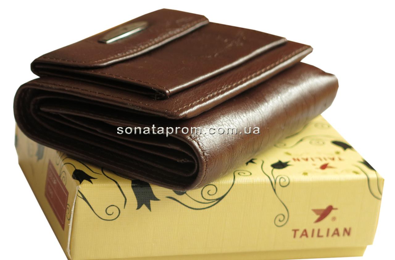 701a2443d778 Компактный женский кошелек из натуральной кожи Tailian: продажа ...