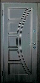 Вхідні двері Каскад серія Стандарт модель Верона