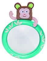 Обзорное зеркало в автомобиль для родительского контроля за ребенкомТРОПИКИ Taf Toys (11915)