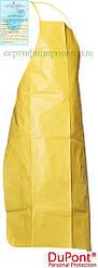 Передний фартук из материала Tychem® C США (защитный передник) TYCH-C-AP Y