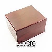 Подарочная коробка для часов под дерево (07342)