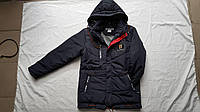 Куртка для мальчика  10-16 лет с капюшоном весна