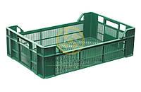 Ящики пластиковые под овощи 600х400х160/120