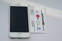Apple iPhone 5S 32GB Silver  Neverlock