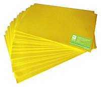 Фоамиран А4 1 мм желтый Китай