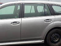 Дверь задняя левая Subaru Legacy, Outback B14, 2009-2014, 60409AJ0709P