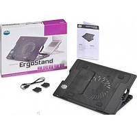 Подставка для ноутбука с охлаждением Ergo Stand 181/928. Хорошее качество. Доступная цена. Дешево. Код: КГ3733