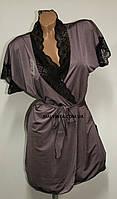 Комплект женский пурпур Glamour  S-L , XL-2XL , 3XL-4XL р.