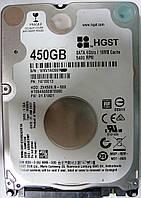 HDD 450GB 5400 SATA3 2.5 Hitachi HTS545050B7E660 WXV1AC66Y864, фото 1