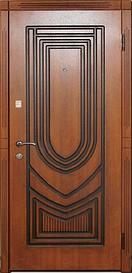 Входная дверь Каскад серия Премиум модель Экриз