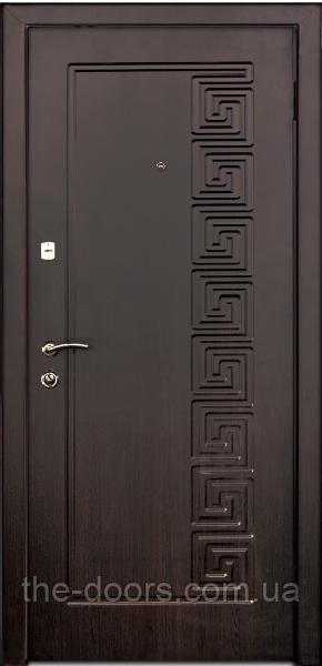 Вхідні двері Каскад серія Преміум модель Рим