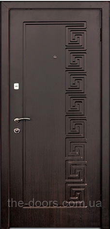 Входная дверь Каскад серия Премиум модель Рим