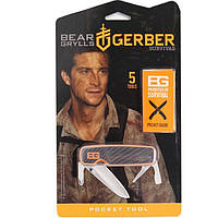 Складной нож  Gerber Bear Grylls Pocket Tool 31-001050