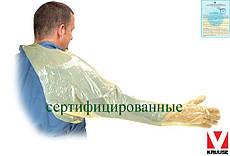 Перчатки ректальное длинные для ветеринаров 95 см KRUUSE Дания KRU-RVETO Z