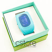 Детские часы Baby Smart Watch q50 biryuza (07513)