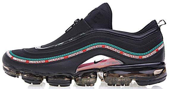 timeless design 99a8c 2b5e4 Мужские кроссовки Nike Air VaporMax 97 X Undefeated - Магазин обуви с  хорошими ценами в Киеве