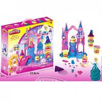 Пластилин Замок принцессы