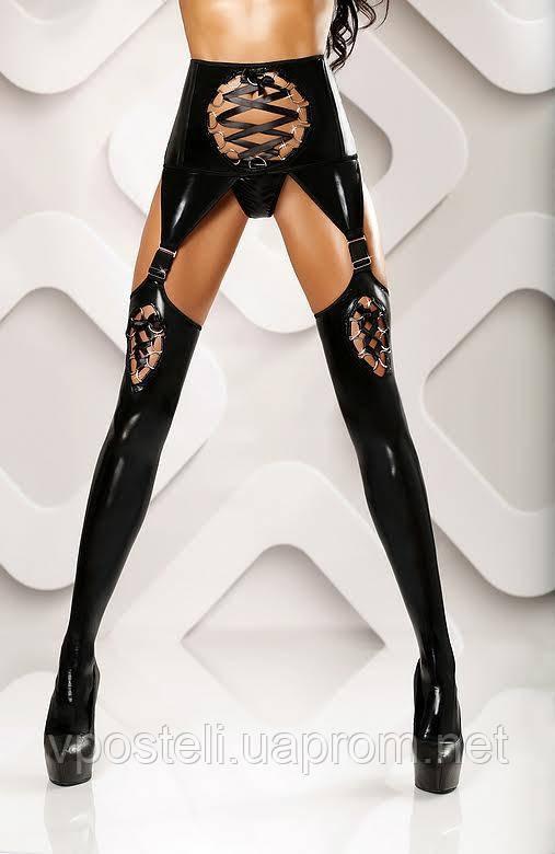 Чулки с поясом Lolitta, Horny stockings