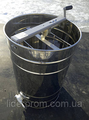 Медогонка 2-рамочная ручная LYSON(Польша), фото 2