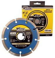 Алмазный диск Werk Segment 1A1RSS/C3-W WE110100 (115x7x22.23 мм)
