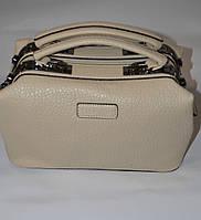 Женская сумочка-клатч  DOVILI,бежевая