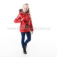 """Детская  куртка демисезонная """"Аля"""" для девочки 38р, фото 1"""