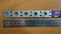 Перфолента оцинкованная (лента монтажная перфорированная) 18х0,55 мм (25 м.п.)