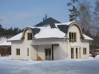 Будинки з теплоблоков