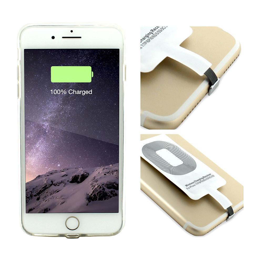Ресивер Iphone Ytech YR1 W 6+/6S+/7+  CR белый