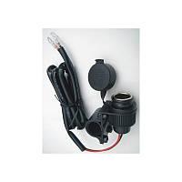 4RIDE ERCL01/N Разъем прикуривателя для мото с креплением