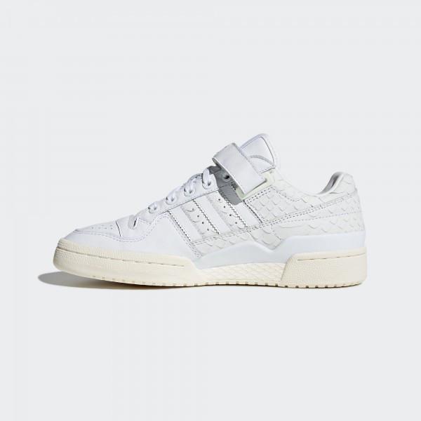 4d7ae1b6895e Женские кроссовки Adidas Originals Forum Low (Артикул  CQ2681) - Адидас  официальный интернет -