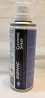 Спрей для чищення ракеток Donic Ceaning spray 200 ml, фото 1