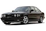 Автомобильные коврики BMW 5 E34 1987-1996 Avto-Gumm, фото 4