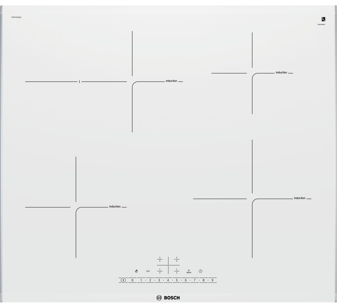 Варильна поверхня Bosch PIF672FB1E
