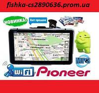 """Автомобильный GPS-навигатор PIONEER 7"""""""