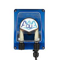 Дозирующий насос AquaViva универсальный 1,5-4 л/ч (PPR) с ручн. регулир.
