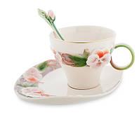 Фарфоровая чайная пара Виола (Pavone) FM- 59/ 3, фото 1