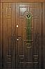Входная дверь полуторная серия Премиум модель 110 С