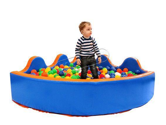 """Дитячий сухий басейн KIDIGO """"Небо"""" 1.5м"""