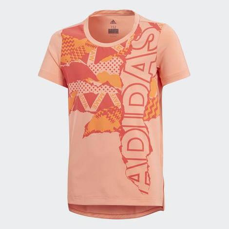 5e4211326e8e Детская футболка Adidas Performance Training Branded (Артикул  CF7196)