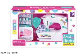 Дитяча швейна машинка з аксесуарами