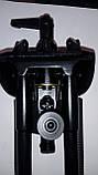 Сошки ССОР низкие ВP-29 18-24см  с качалкой. Крепление на антабку. Ступенчатая регулировка., фото 2