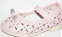 Туфельки для девочек 22 размер.