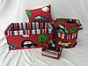 Набор коробок для хранения игрушек  ручной работы с декоративной подушкой, фото 3