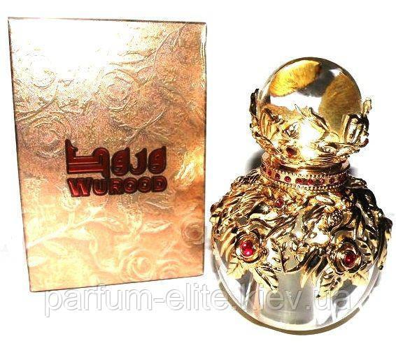 Женское парфюмерное масло Syed Junaid Wurood 14ml