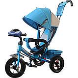 Велосипед трехколесный Tilly Trike t-364 надувные колеса, фото 3
